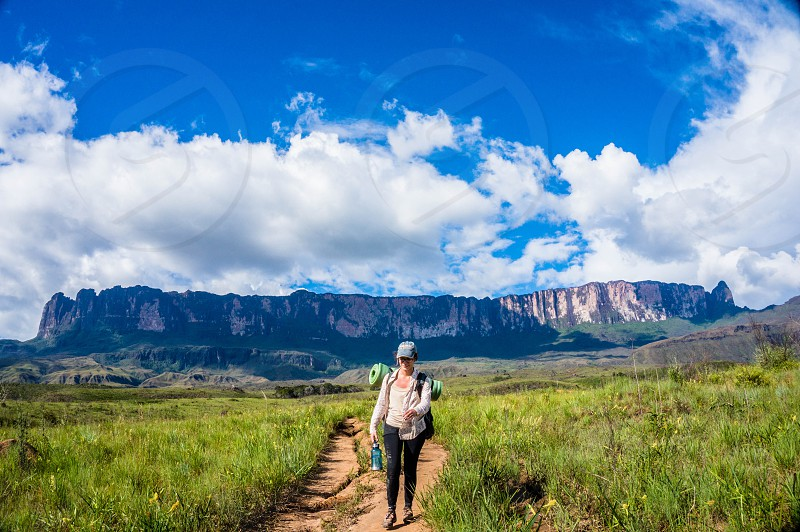 Roraima: a journey  to the lost world. photo