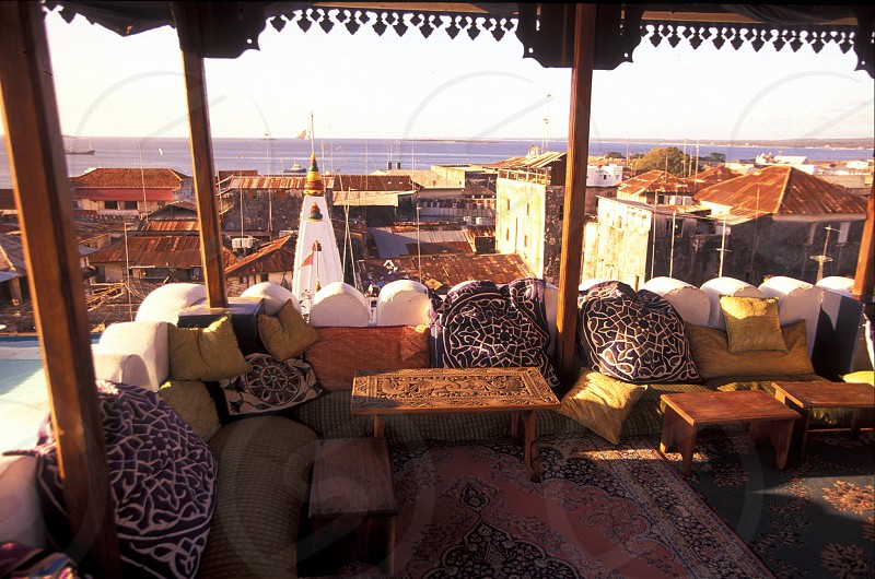 AFRICA TANZANIA ZANZIBAR STONE TOWN photo