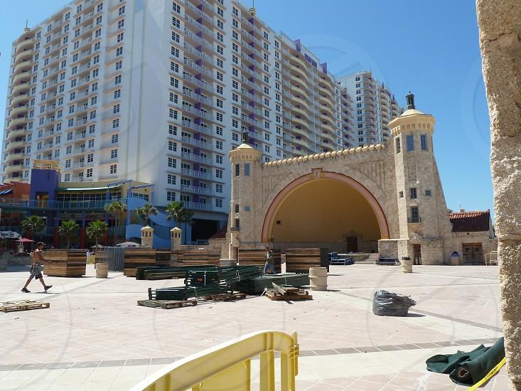 Daytona Beach Bandshell photo