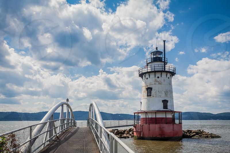 Tarrytown Lighthouse  Tarrytown NY photo