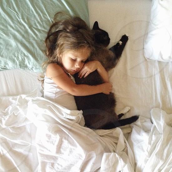 Morning cuddles  photo