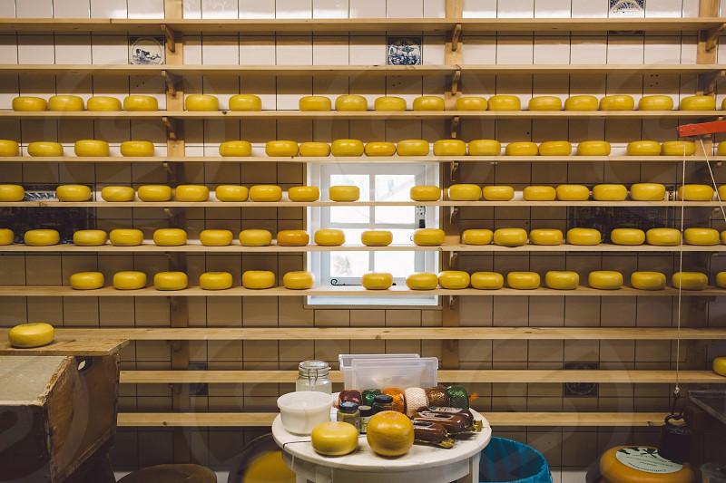 Dutch cheese photo