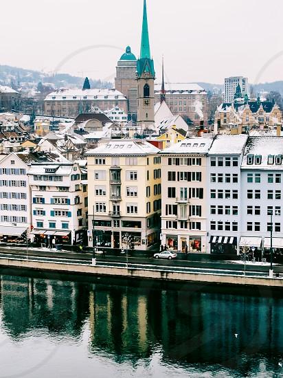 St. Peter Zürich Switzerland photo