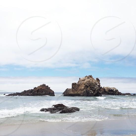 Pfeiffer Beach photo