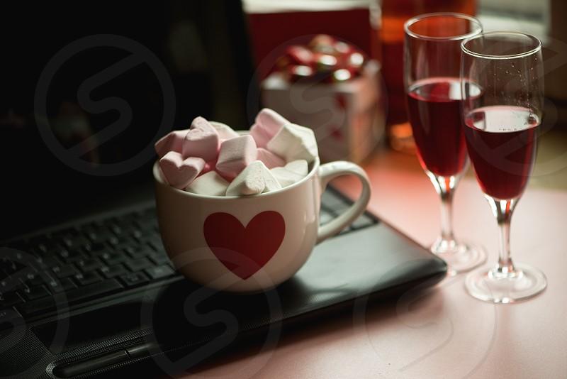 Valentines Day Celebration  photo