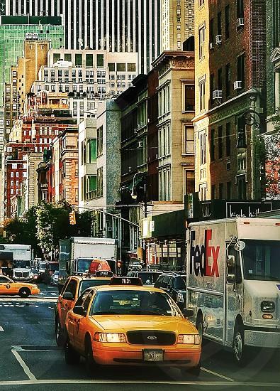 TaxiManhattanNew York photo