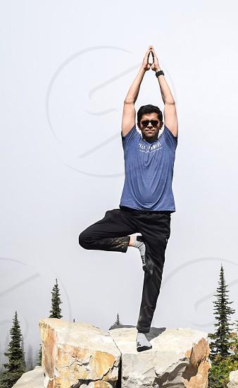 Fitness yoga photo
