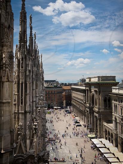 Milan Italy. photo
