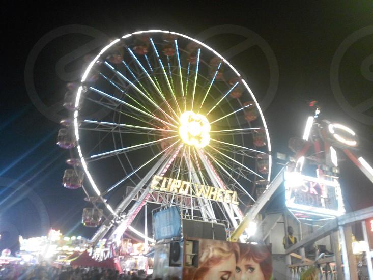 fun wheel photo