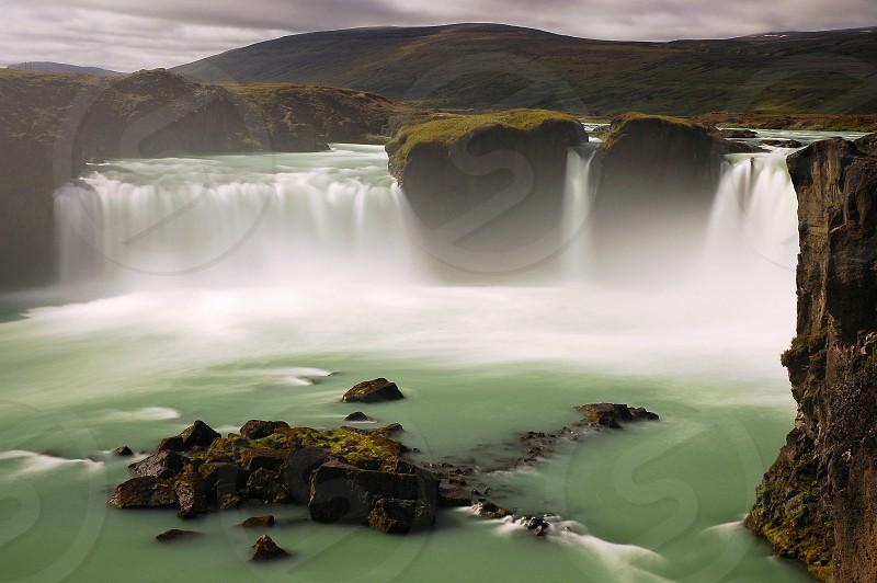 Godafoss Iceland photo