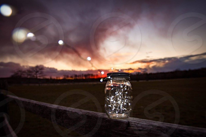 Jar of wishes photo
