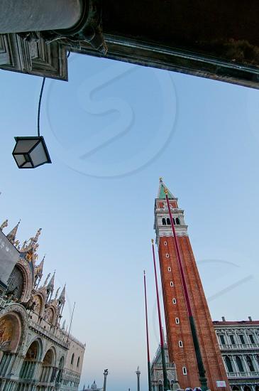 Venice Italy Saint Marco square pittoresque view photo