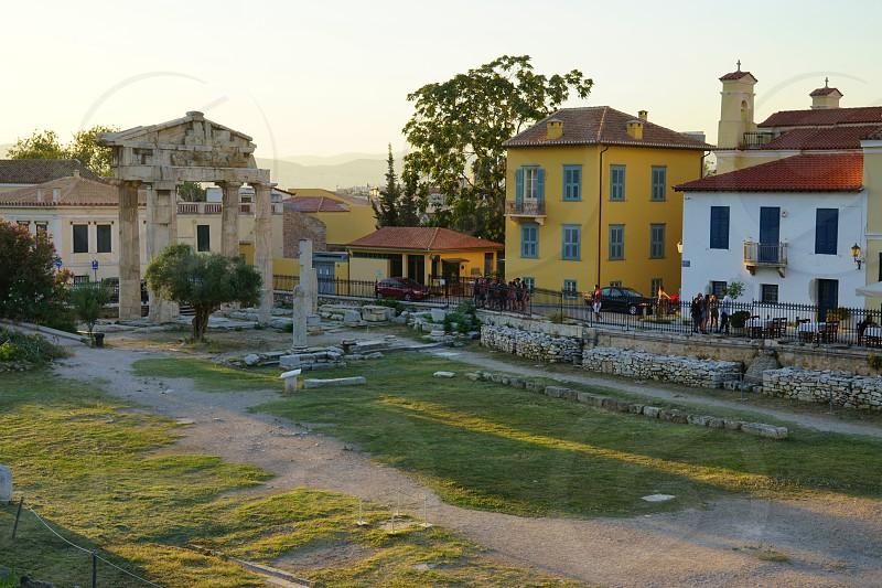 Monastiraki - Athens Greece photo