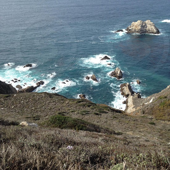 Coastline at Big Sur! photo