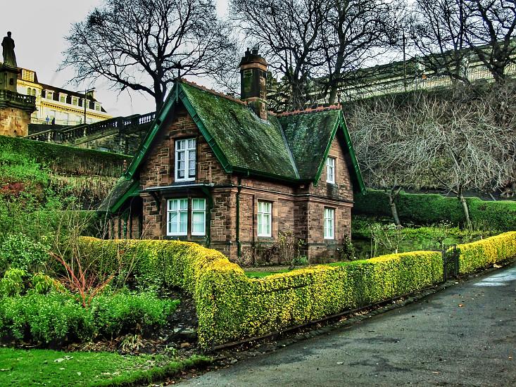 Scotland Edinburgh photo