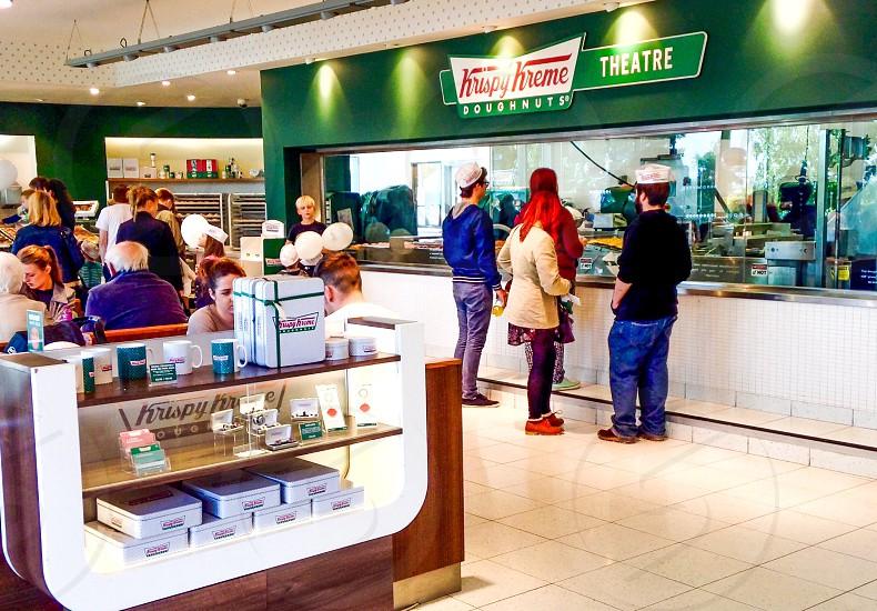 Krispy Kreme Theatre photo