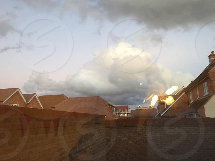 Animal clouds photo