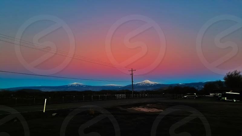 A Pastel Sunset photo