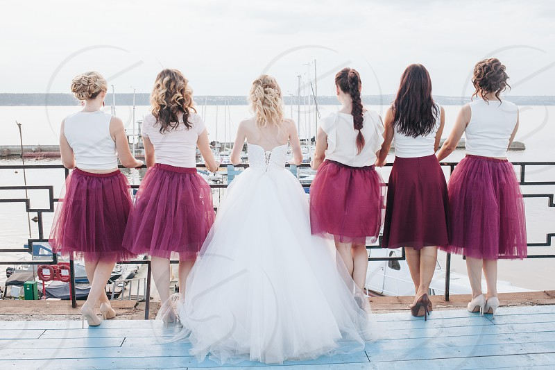beautiful wedding shots photo
