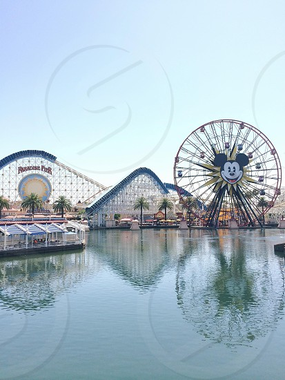 Disneyland California Adventure. photo
