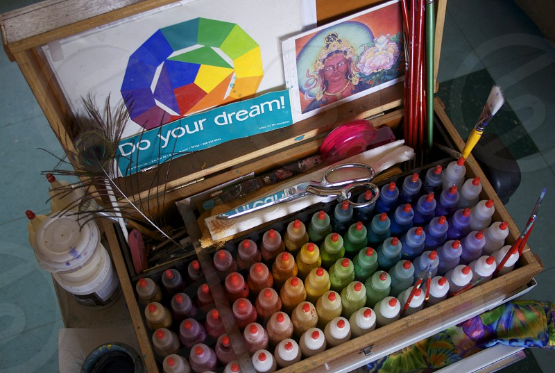 Do Your Dream- The Paints Are Ready! photo