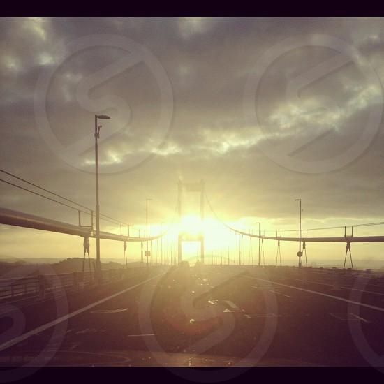 Sunrise on the Severn  photo