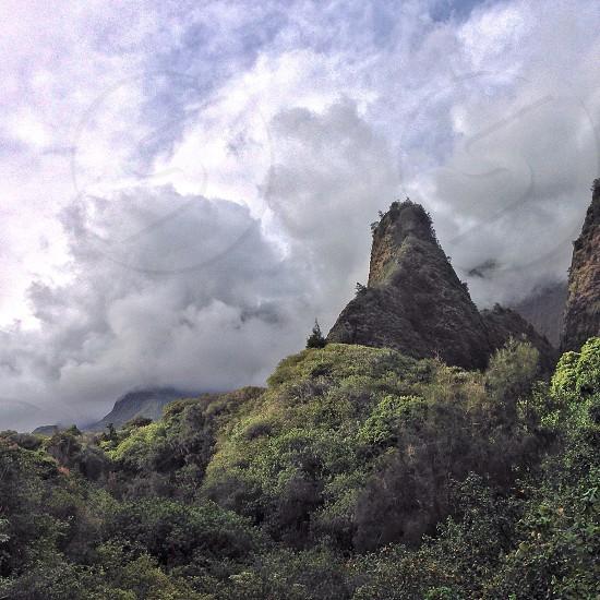 Iao Valley...Maui Hawaii photo