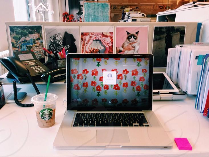 My desk at Gap! photo
