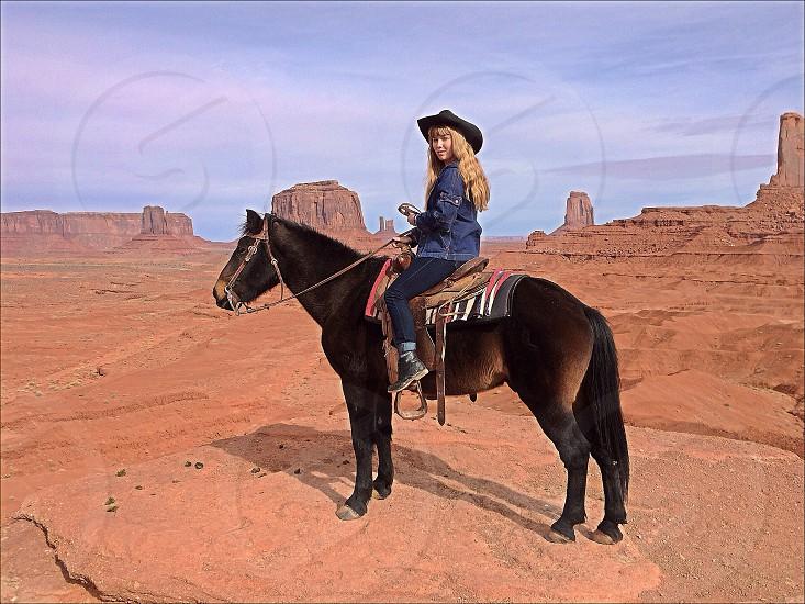 Mrs. John Wayne  photo