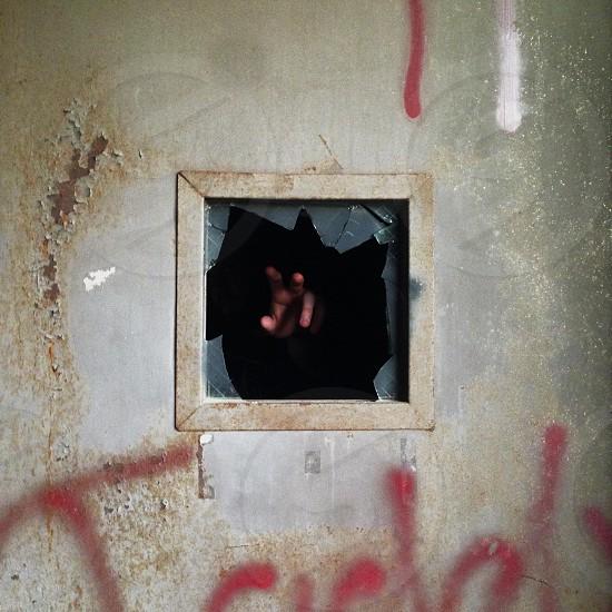 hand reaching framed wall art photo