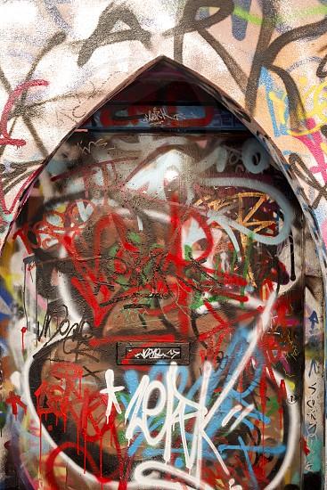Paint - Graffiti photo