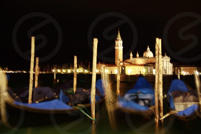 Venezia Venice gondola  photo