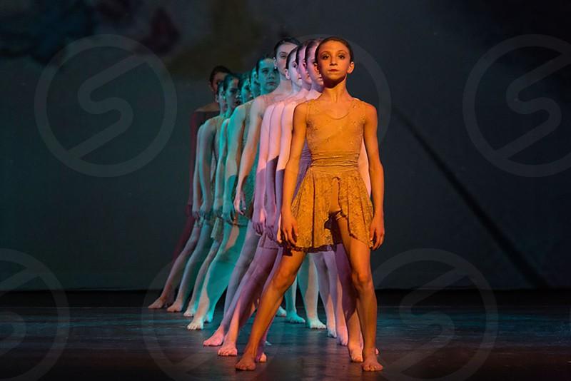 Dancers Rainbow photo