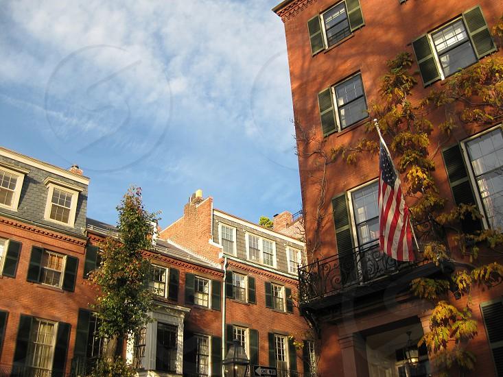 Beacon Hill Boston photo