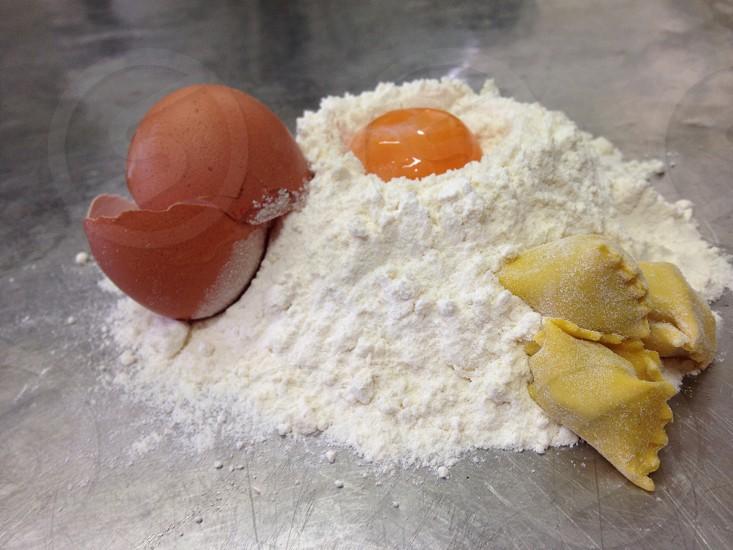 Pasta fresca photo