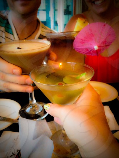 Drinks happy hour bartender Hawaii aloha photo