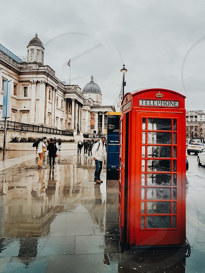 London street. photo