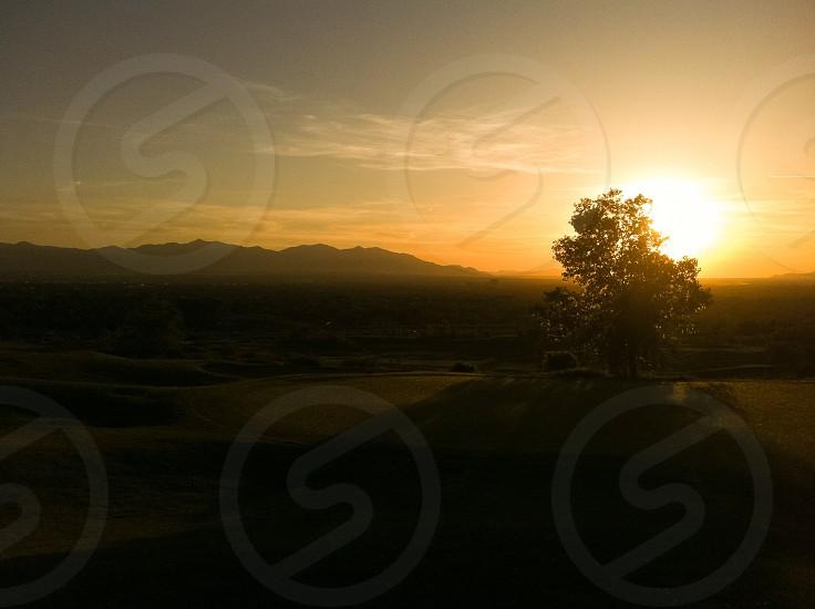 Sunsets photo