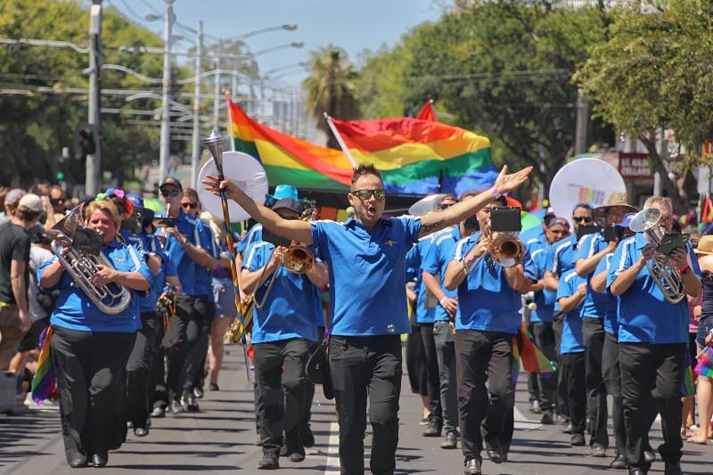 Pride March photo