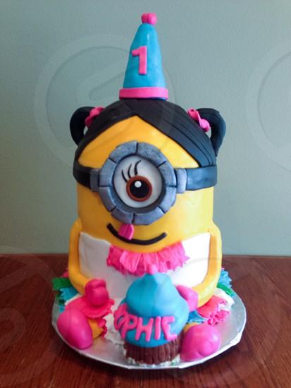 My Minion Cake photo