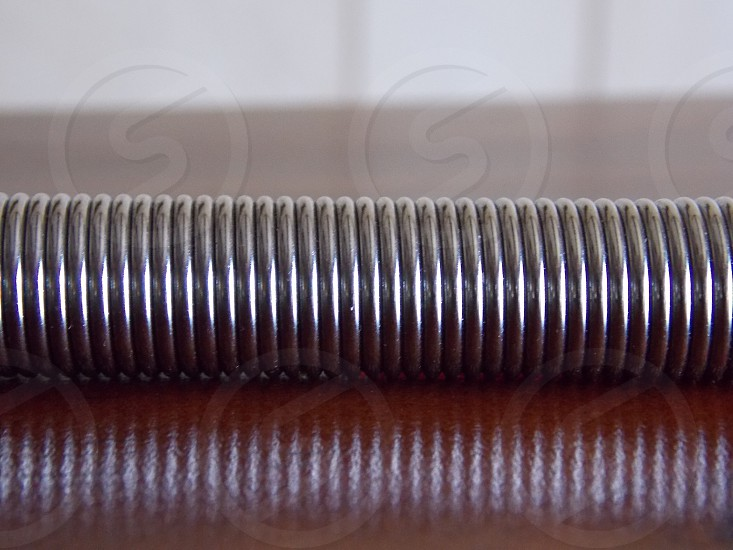 steel spring coil photo