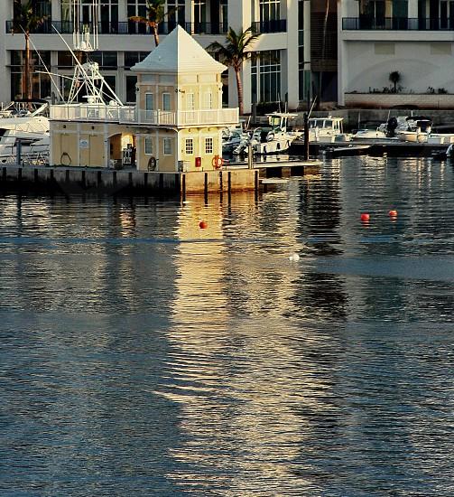Harbour Hamilton Bermuda photo