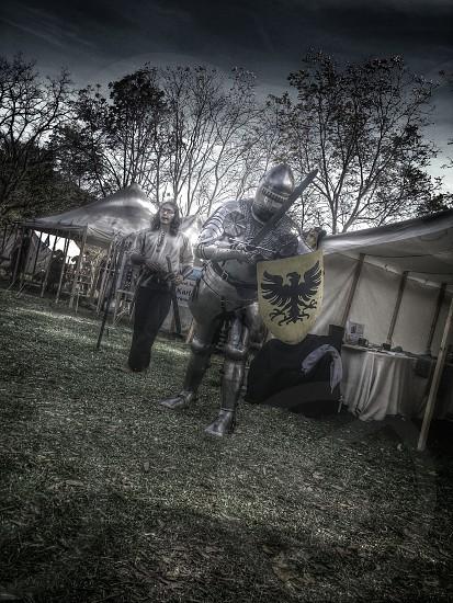 #knight in #shining #armor #renissance #fair #newglarus #wisconsin photo
