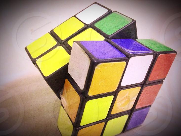 Rubik magic photo