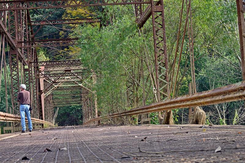 old but wonderful bridge photo