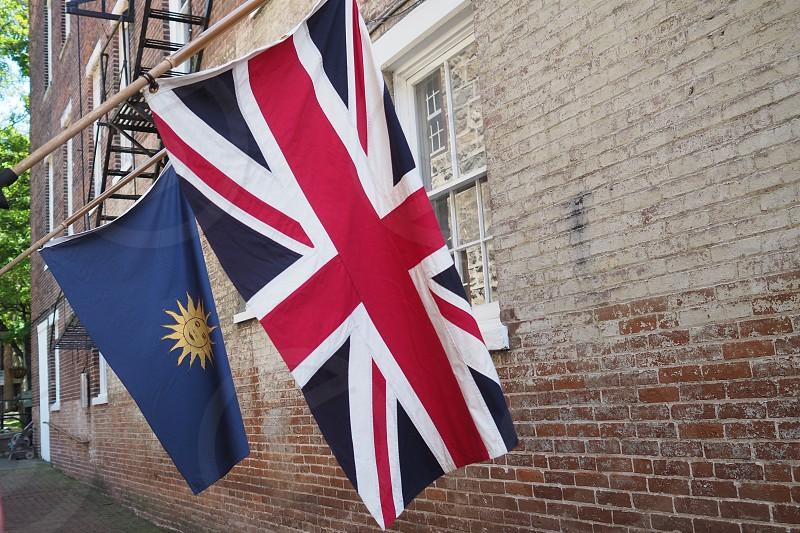 union jack british flag United Kingdom photo