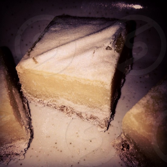 Lemon Bars! So yummy!! photo