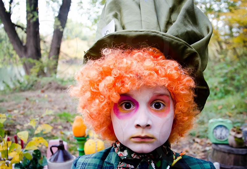 Mad Hatter photo