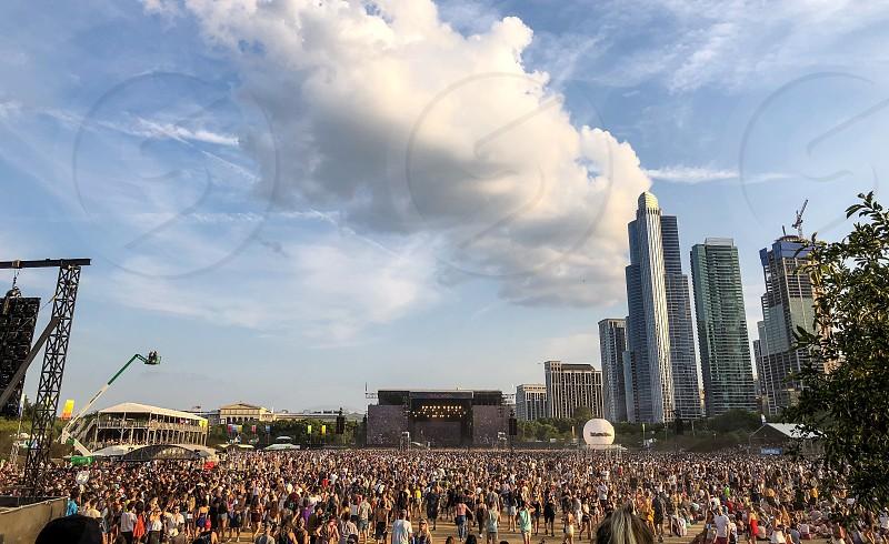 Lollapalooza- Chicago  photo