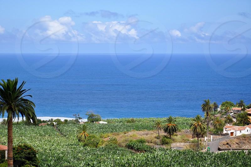 Tenerife Atlantic Ocean view photo